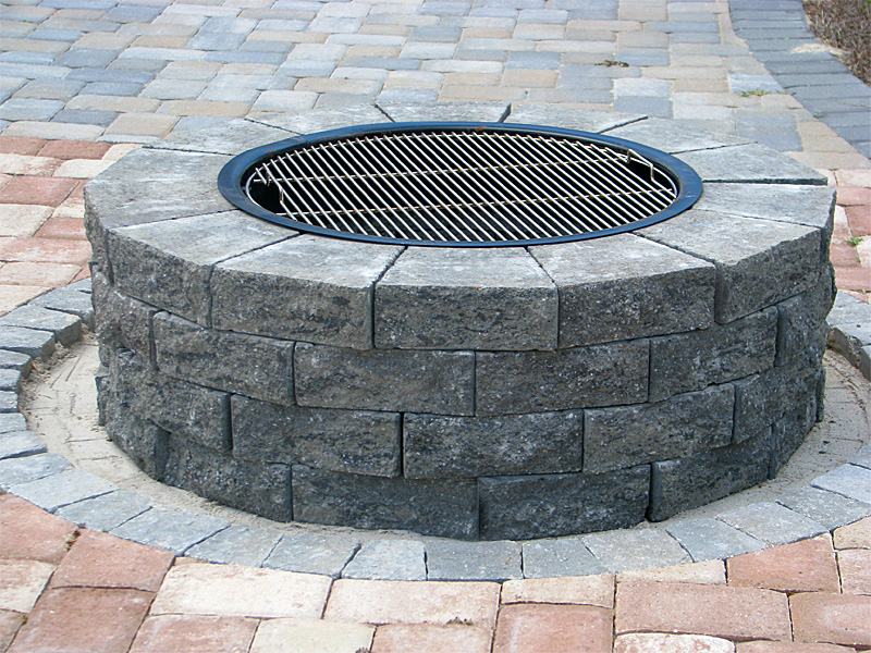 Do It Yourself Fire Pit Installation Instructions And