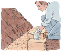 Do It Yourself Retaining Wall Installation Instructions Enhance