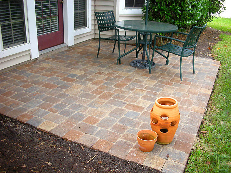 brick paver patios enhance pavers brick paver installation jacksonville ponte vedra. Black Bedroom Furniture Sets. Home Design Ideas