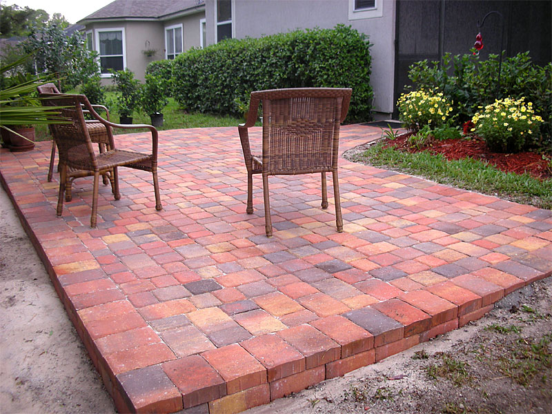 Brick Paver Patios | Enhance Pavers - Brick Paver ... on Brick Paver Patio Designs id=87003