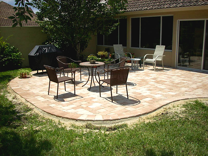 Brick Paver Patios Enhance Pavers Brick Paver