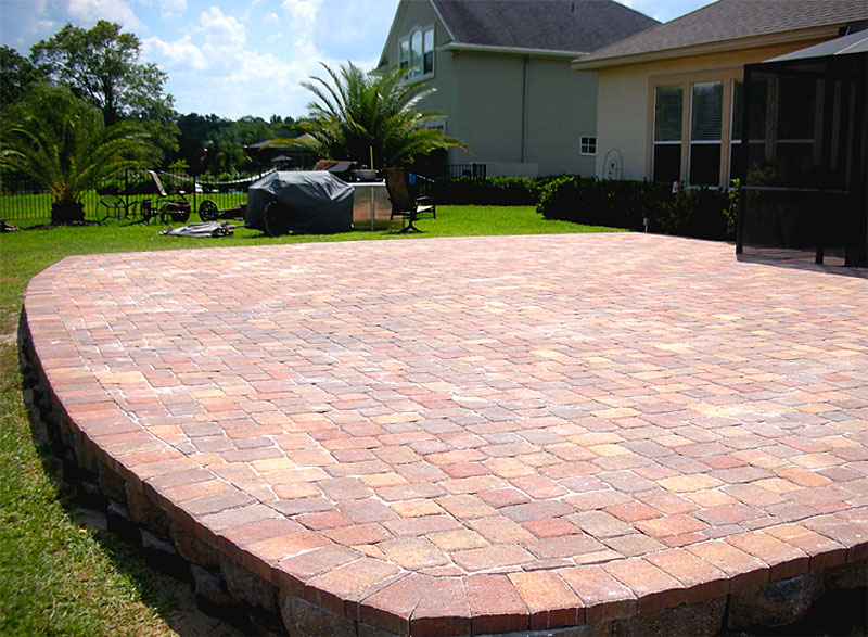Brick Paver Patios | Enhance Pavers   Brick Paver Installation |  Jacksonville, Ponte Vedra, Orange Park, Fleming Island, St. Augustine  Florida