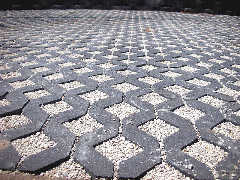 Idea Gallery Permeable Pavers