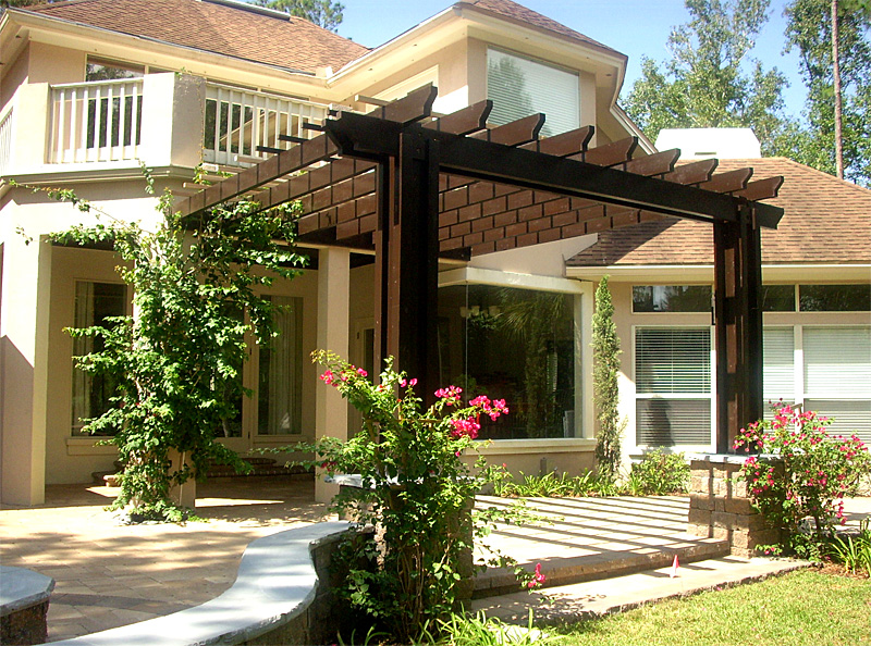 Incredible Brick Patio with Pergola 800 x 594 · 327 kB · jpeg