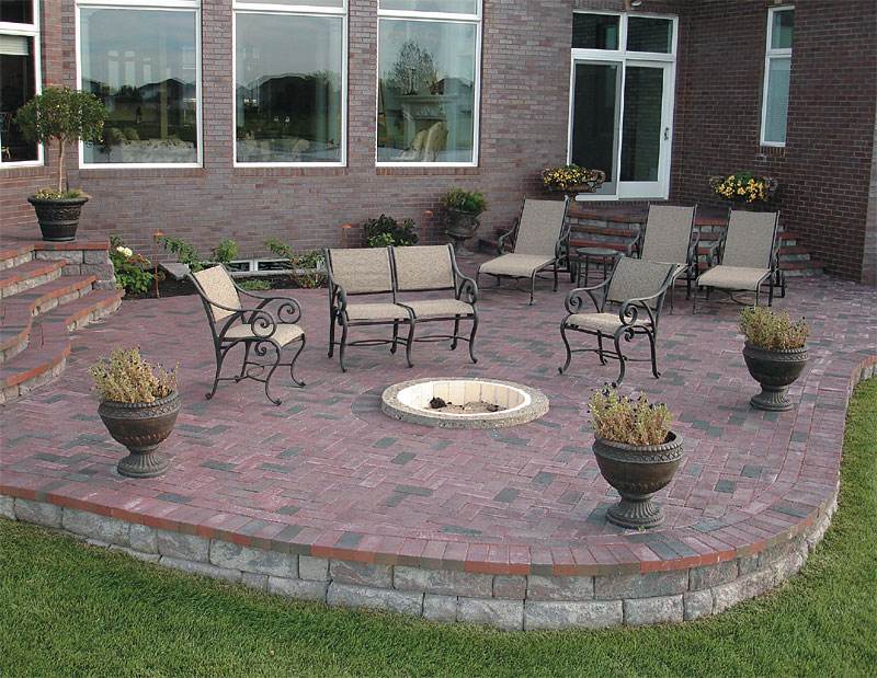 Patio Retaining Wall Design Ideas