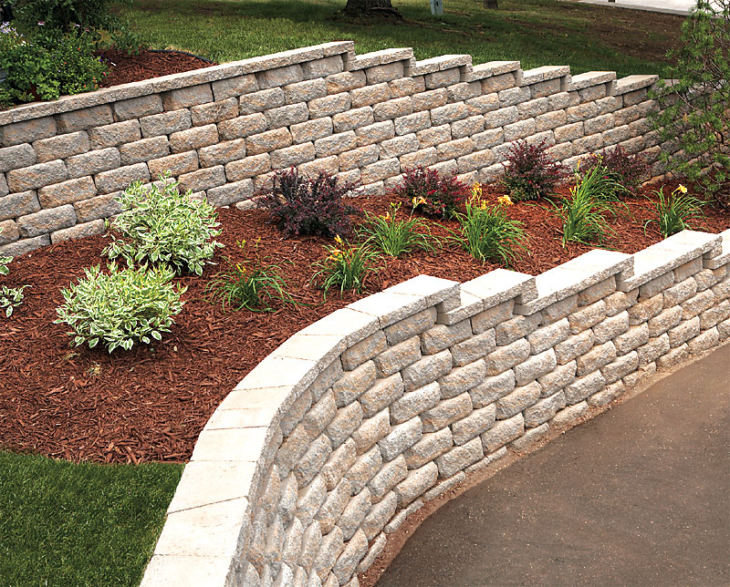 Retaining Wall Ideas For Backyard