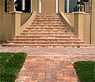 Brick Paver Walkways Amp Sidewalks Enhance Pavers Brick