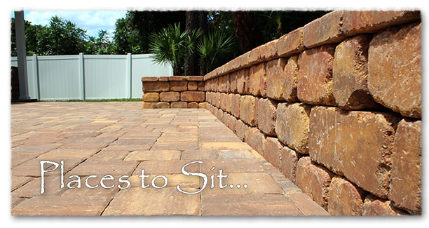 The Enhance Companies Specialize In Installation Of Brick Pavers Retaining Walls Seating Pergolas Arbors Landscape Lighting Firepits And